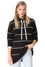 Shawl-neck-alice-olivia-hoodie