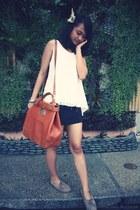 cream Style Sophia blouse