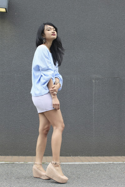 periwinkle nowIStyle skirt