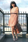 Pink-accessories-pink-american-apparel-dress-pink-claires-accessories-whit