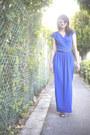 Blue-dress