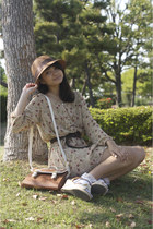 from japan dress - from japan hat - Retro Girl bag - from japan belt