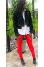 Red-american-apparel-pants-white-jcrew-shirt-blue-ralph-lauren-jacket