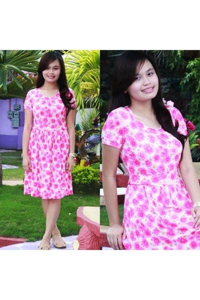 tailored dress - CLN flats