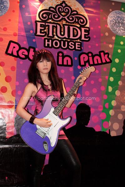 hot pink Bazaar blouse - black Sparkle Shop leggings - silver Forever 21 accesso