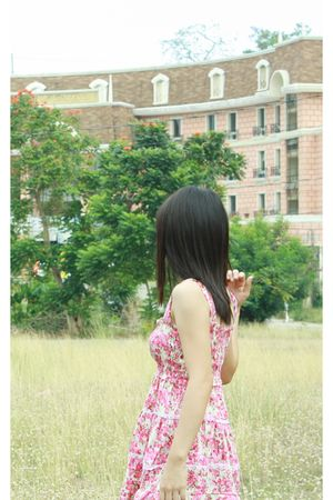 pink bangkok blouse