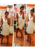 dress - Janylin shoes - belt