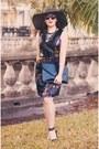 Black-cindy-and-johnny-dress