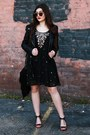 Black-pb-j-boutique-dress