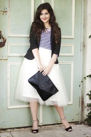 black Nina heels
