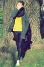 Black-zara-leggings-charcoal-gray-pull-and-bear-coat-chartreuse-ca-sweater