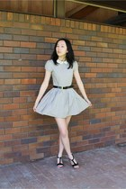 TheScarletRoom dress - Witners shoes