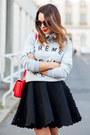 Silver-zoe-karssen-sweater-red-zara-bag-black-h-m-trend-skirt