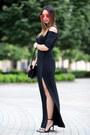 Black-love-dress-black-zara-jacket-black-mango-bag