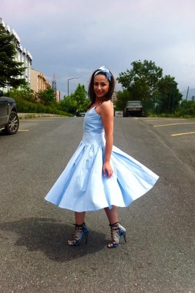 H&M Trend dress - Promiss sandals