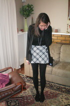 Valley Girl sweater - Chocolat top - Target Australia tights - cotton on shoes -