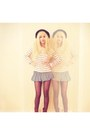 Zara-blouse-zara-skirt