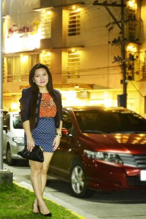 IMf blouse - IMf skirt