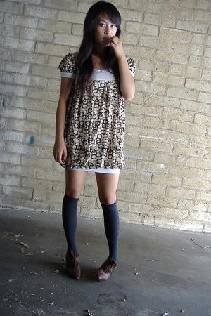 dress - socks - shoes