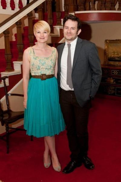 dark khaki wedges new look shoes - turquoise blue vintage dress