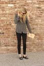 Charcoal-gray-silk-aritzia-shirt-ivory-marc-by-marc-jacobs-purse
