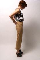 H&M top - Ralph Lauren pants - unknown shoes