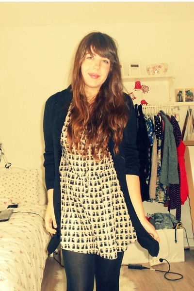 h&m divided dress - Secondhand cardigan