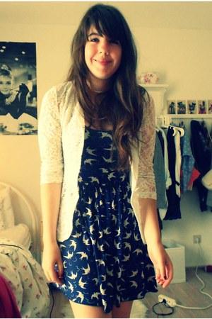 Primark blazer - Zara dress