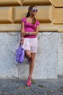 Bubble-gum-shirt-periwinkle-catticatty-bag-light-purple-catticatty-bag