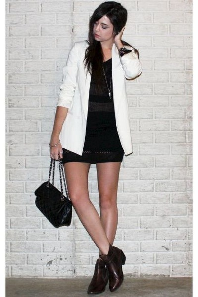 Black Dress Blazer