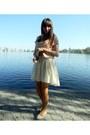 Brick-red-stradivarius-sunglasses-beige-new-look-flats-beige-bershka-skirt