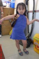 maldita dress - Zara shoes - Celine