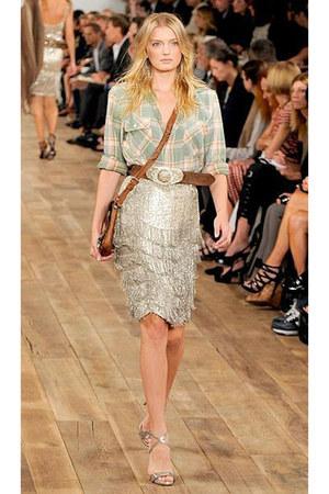spring 2011 Ralph Lauren skirt