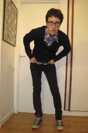 april 77 jeans - Secondhand shirt - united colors of benetton accessories - Conv