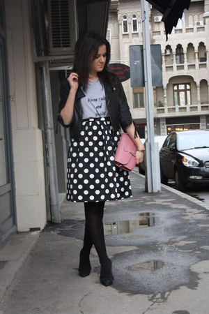 Zara shoes - asos jacket
