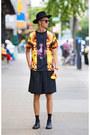 Black-derby-shoes-h-m-shoes-black-zsigmond-dora-menswear-shorts