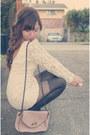 Cream-lace-vintage-dress-cream-heels