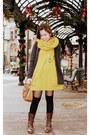 Mustard-forever-21-dress