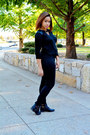 Cut-out-booties-dsw-boots-american-apparel-jeans-zara-top