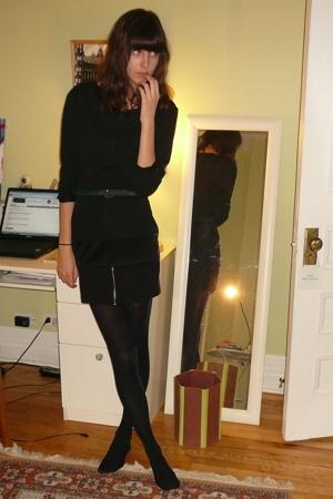 Kenzo - vintage - H&M - simons tights