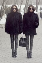 Zara jeans - Furla bag - asos sunglasses