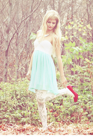 aquamarine sammydress dress