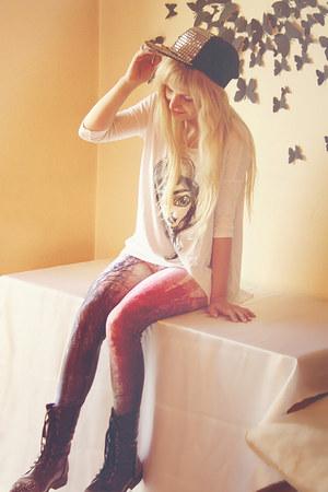pink sammydress leggings