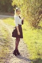 black Mosquito skirt