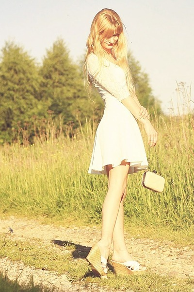 white Frontrowshop skirt
