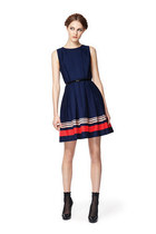 navy sailor dress Jason Wu dress