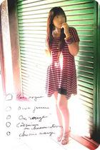 unknown top - NyLa shorts - Cammomile bracelet - Mango bracelet - unknown bracel