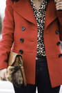 Red-wool-banana-republic-coat-navy-skinny-j-brand-jeans