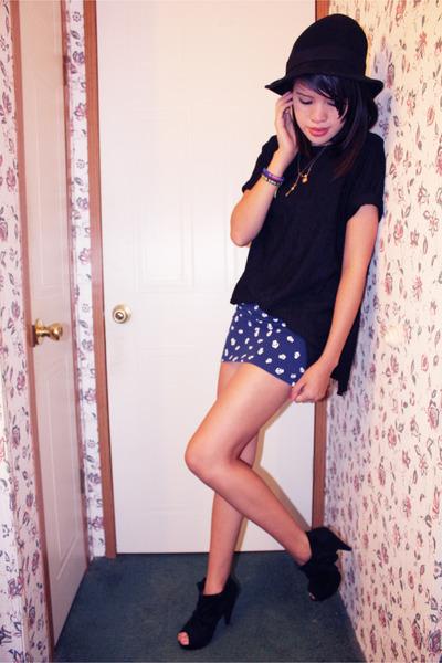 thrifted shirt - anchor kids thrifted skirt