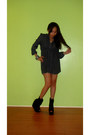 Juan-boots-zara-dress-funky-finds-bracelet